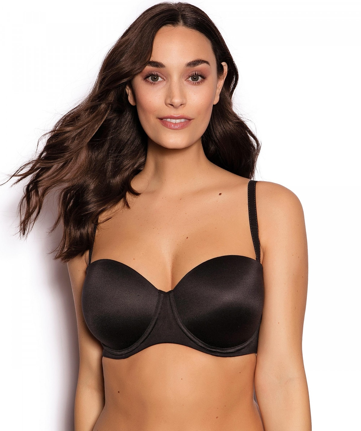 000c2582a6e66 Body Bliss Full Cup Strapless Bra - Black.  59.99.  59.99. 4 ...