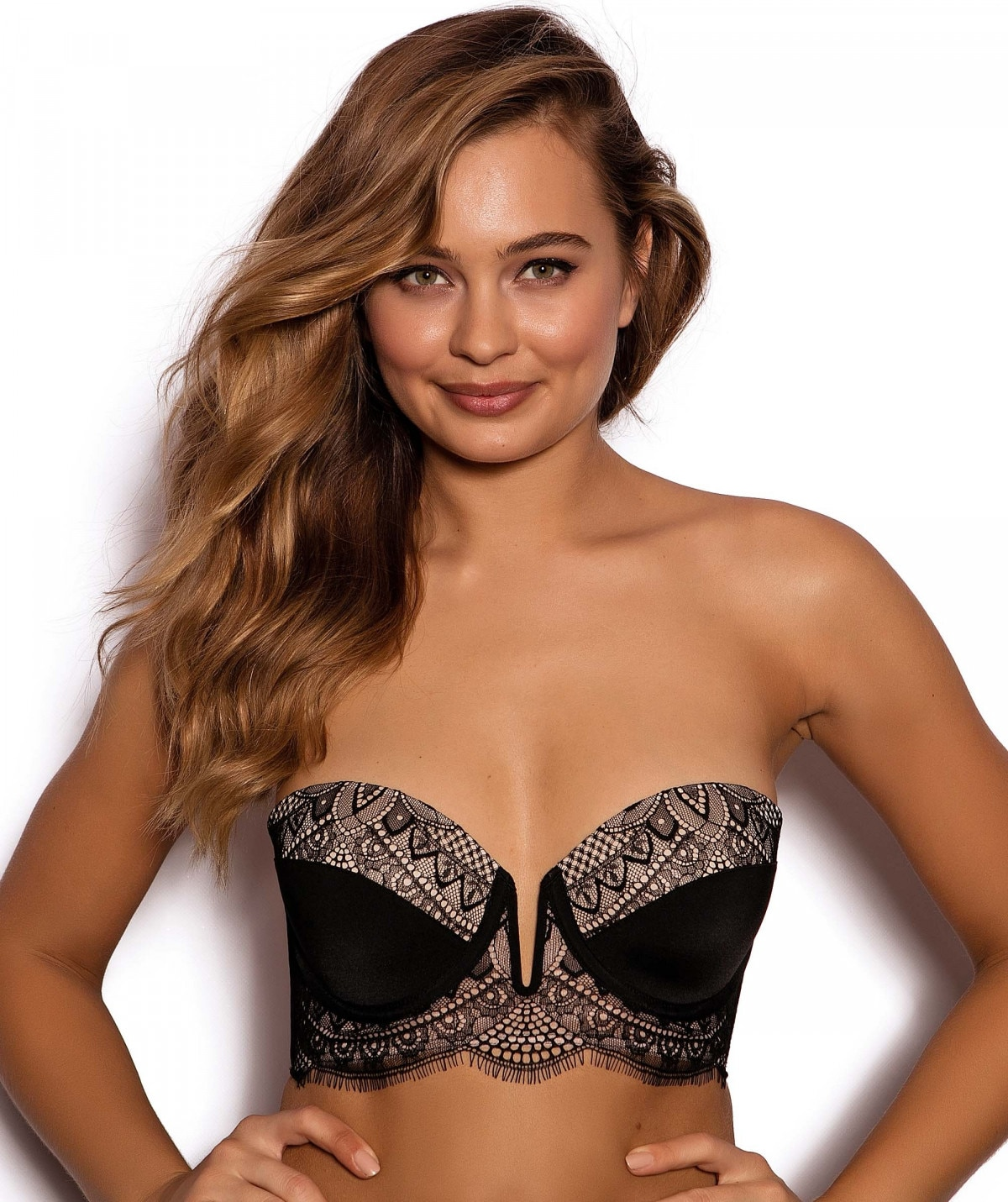 0dfc622336 Molly Contour Strapless Bra - Black Nude. Regular Price   69.99. Special  Price  15.00. Regular Price   69.99