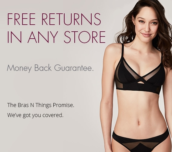 Free Returns to over 180 stores