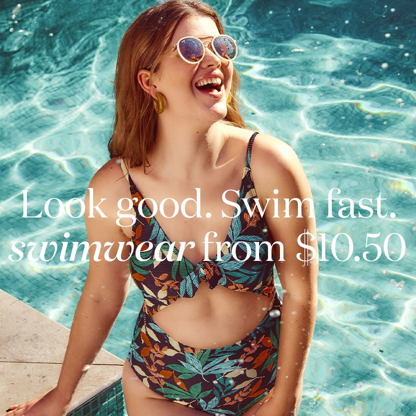 Dive into life - Swim from $15