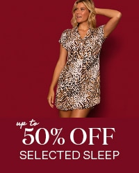 Up to 50% OFF Selected Sleepwear