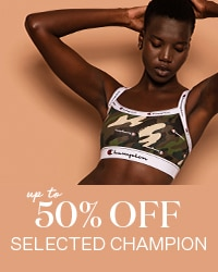 50% OFF Selected Champion