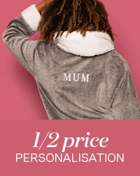 1/2 price personalisation