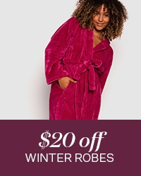 $20 OFF Winter Gowns